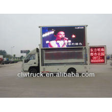 CLW mobile led advertisement truck
